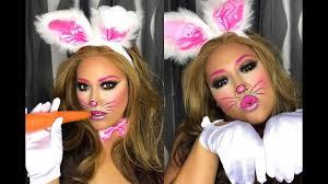 y bunny makeup tutorial by chaya mua