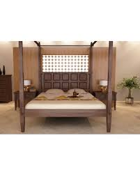 Loon Peak Cranleigh Canopy Bed Size: California King from Wayfair | People
