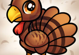 thanksgiving turkey drawing for kids.  Thanksgiving Turkey Drawing Kids How To Draw A Chibi For Kids Stepstep  Guide Throughout Thanksgiving