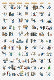 Special Chart Fallout 4 Fallout 4 Masked Perk Chart Fallout Perks Hd Png Download
