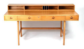 flip top desk. Superb Flip Top Desk Danish Icon In Oak Full Of Wood Grain Design .