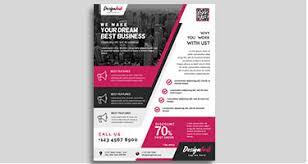 Graphic Design Flyer Flyer Design Graphic Design Agency London Dedevelopers
