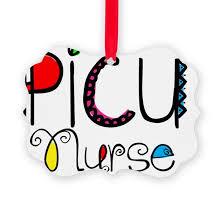 Picu Nurse Picu Nurse Doodle Font Picture Ornament