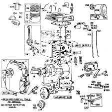 Awesome briggs stratton engine parts and diagrams frieze