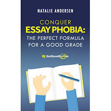 about natalie andersen bookbuzzr conquer essay phobia the perfect formula for a good grade