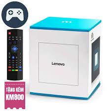 Android TV Box Lenovo Ministation VXC10 chuyên cho game thủ chính hãng tại  TP HCM