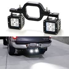 2005 Dodge Ram 1500 Reverse Lights Not Working Ijdmtoy Tow Hitch Mount 40w High Power Cree Led Pod Backup