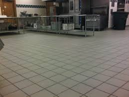Heated Kitchen Floor Tile Flooring On Heated Tile Floor With Lovely Commercial Kitchen