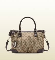gucci bags india. gucci sukey original gg canvas top handle bag [247902fafxg9643] bags india d