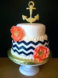 Best Cool Cakes Images On Fours Birthdays And Chevron Birday Cakes