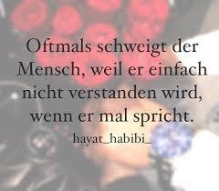 Hayathabibi Sprüche Spruch Zitate Gedanken Quotes Sayings