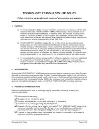 policy templates computer use policy template word pdf by business in a box