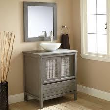 36 bathroom vanity grey. 36 Inch Gray Shaker Single Sink Bathroom Vanity Cabinet R Grey A