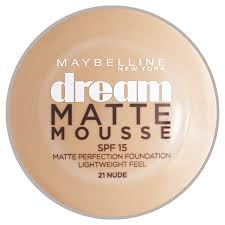 Maybelline Dream Matte Mousse 021 Nude 18ml