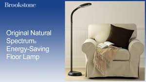 original natural spectrum energy saving floor lamp