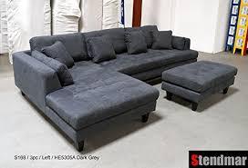 microfiber sectional sofa decorifusta