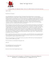 Seminar Invitation Letter Template Ideas Sample Invitation
