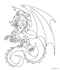 Download this premium vector about cute coloring for kids with dragon, and discover more than 10 million professional graphic resources on freepik. Printable Dragon Coloring Pages For Kids