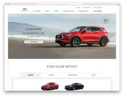 Car Dealer Website Design 18 Best Car Dealer Websites For Efficient Car Dealership