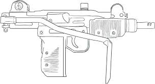 Gun Coloring Pages Guns Coloring Pages To Print Gun Coloring Pages