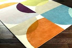 orange and turquoise rug orange and green area rugs green and brown rug orange and green