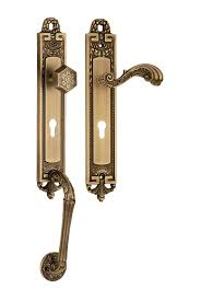 cool front door handles. Golden Locks - Georgian Main Brass Door Handles | Designer Estate Villas Kolkata, Delhi Cool Front