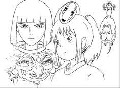 spirited away coloring pages. Brilliant Coloring Spirited Away By DaniSunshine Throughout Coloring Pages O