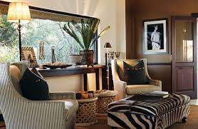 Jungle themed furniture Elephant View In Gallery Decoist Decorating With Safari Theme 16 Wild Ideas