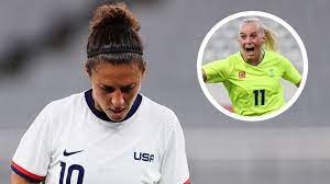 USWNT embarrassed in Olympic opener as ...