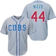 2019 Sale Baseball On Grey Jerseys Rizzo Anthony Mlb Jersey Discount