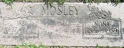 Nona Bolts Mosley (1896-1959) - Find A Grave Memorial