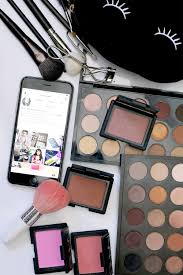 mbb january insram makeup challenge