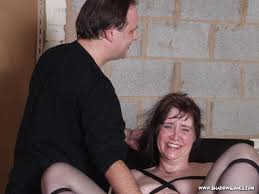 Bizarre bound fisting and ballgagged pussy pain for mature.