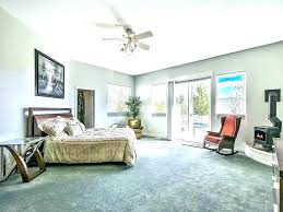 ceiling fan size for bedroom master in best what average ceili