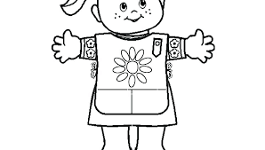Girl Scout Coloring Pages Printable Daisy Girl Scouts Coloring Pages