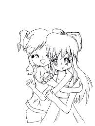 Best Friends Drawing At Getdrawingscom Free For Personal Use Best
