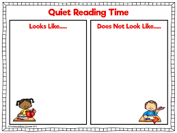 Read To Self From The First Day Of School Firstieland
