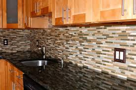 Mosaic Tiles In Kitchen Glass Mosaic Tile Backsplash Alex Ideas