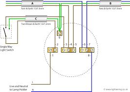 radial circuit light wiring diagram light wiring inside house light wiring diagram uk
