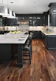 black kitchen cabinets ideas to bring your dream into life 19 black24 cabinets
