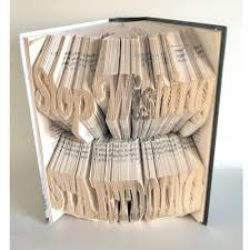 Book Folding Patterns Fascinating Stop Wishing Start Doing Book Folding Pattern 48 Pages48