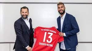 Choupo-Moting hilft FC Bayern an allen Fronten - Eurosport