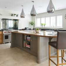 Bespoke Kitchens Luxe Contemporary Family Kitchen Brentwood Essex
