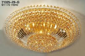 small flush mount crystal chandelier large flush mount crystal chandelier led promotion for part regarding