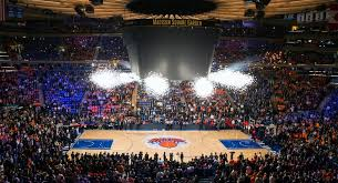 located above penn station new york knicks msg