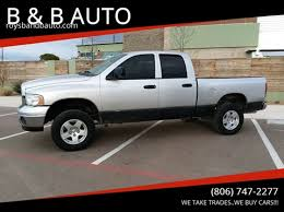 Used Dodge Trucks For Sale in Lubbock, TX - Carsforsale.com®