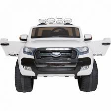 <b>Электромобиль</b> детский <b>Dake Ford Ranger</b> F650 белый ...