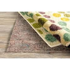 felt rug pad which side down basics non slip
