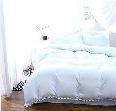 blue and brown bedding sets light blue bedding set light blue bedding sets with hairball twin blue and brown bedding sets