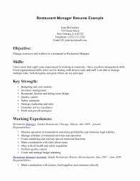 Sample Resume For Server Stunning Server Sample Resume With Additional Sample Server Resume 7